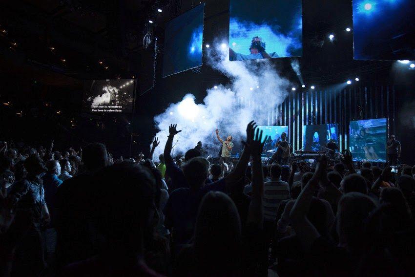 Hillsong Worship - Tour EUA | Stefany