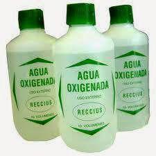 Faxinando A Casa Agua Oxigenada Oxigenada Dicas Caseiras