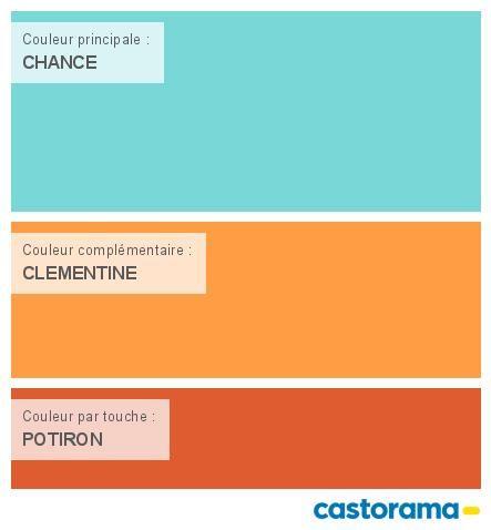Castorama Nuancier Peinture - Mon Harmonie Peinture Chance Satin