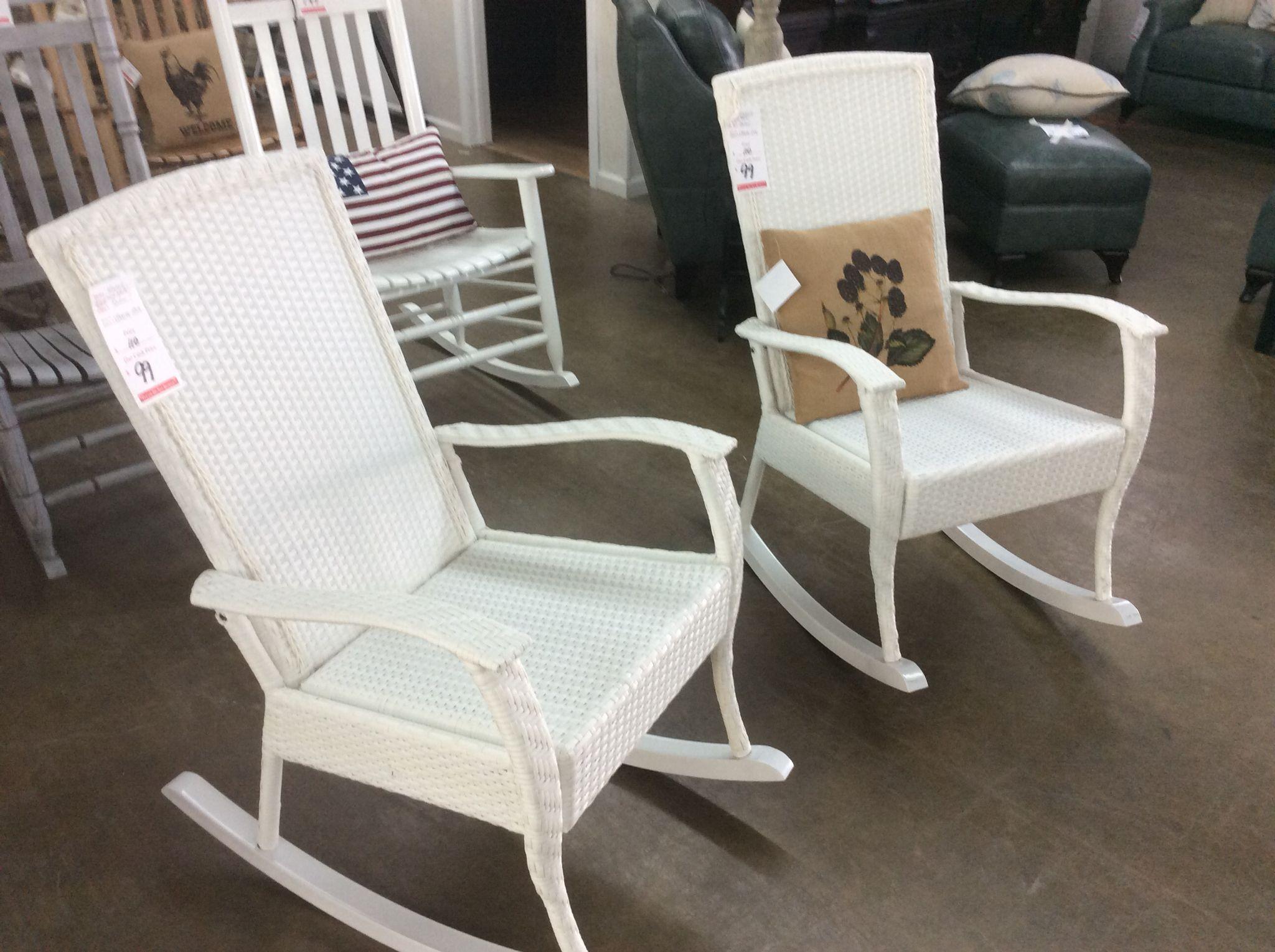 Marvelous Hinkle Rocker Odds Ends Home Decor Rocking Chair Theyellowbook Wood Chair Design Ideas Theyellowbookinfo