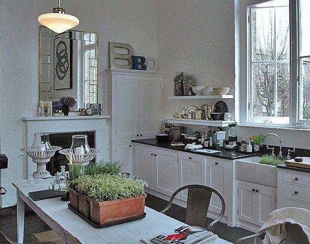 Como decorar la cocina para el invierno para m s for Como decorar una cocina