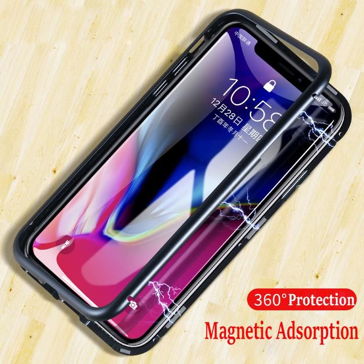 iphone 8 plus case magnetic back