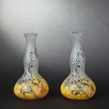 Paire de vase Legras