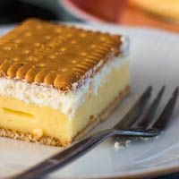 Rezept Fur Einen Kekskuchen Ohne Backen Keks Kuchen Pinterest