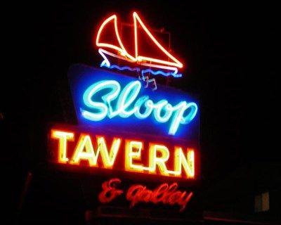 Sloop Tavern - Seattle, WA - Neon Signs on Waymarking.com