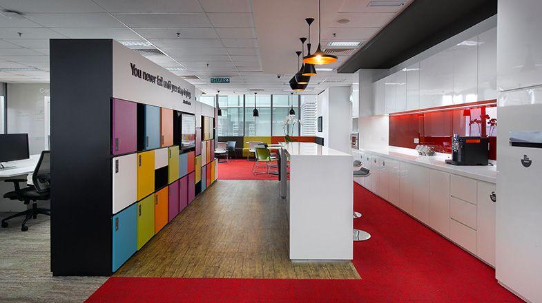 Locker office ideal t m v i google locker pinterest for Ideal office layout