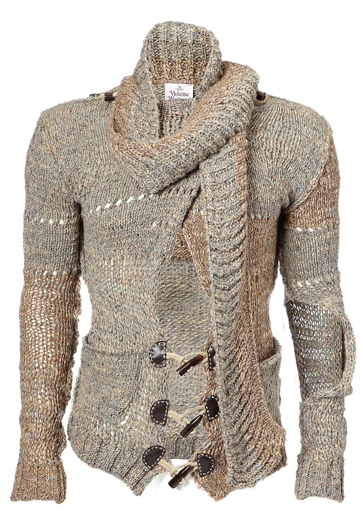 Mc Liroy Cardigan Vivienne Westwood - $990