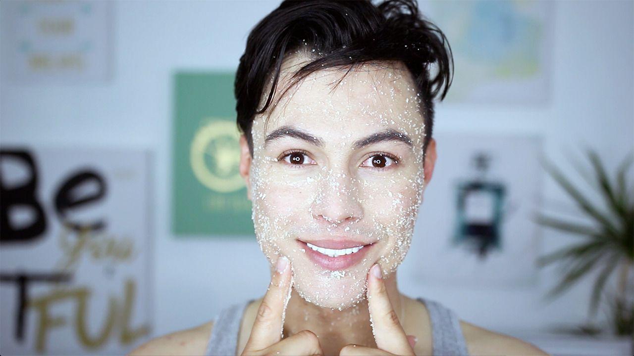Tener una cara limpia y sin imperfecciones