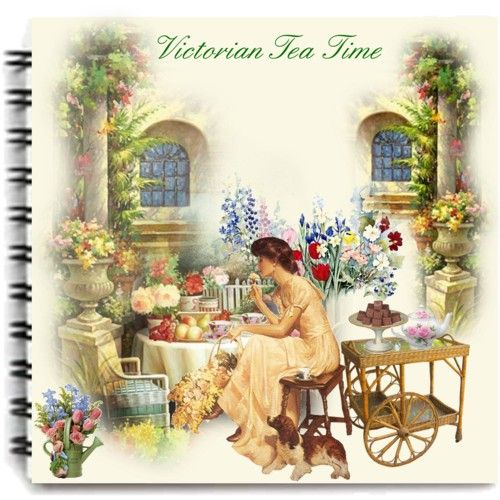 The Victorian era was a kinder and gentler time. A time when women were ladies and men were gentlemen. An era when strict morals and etiquette ruled the day. When afternoon teas were a social event. Calling cards and flowers had a message of their own.