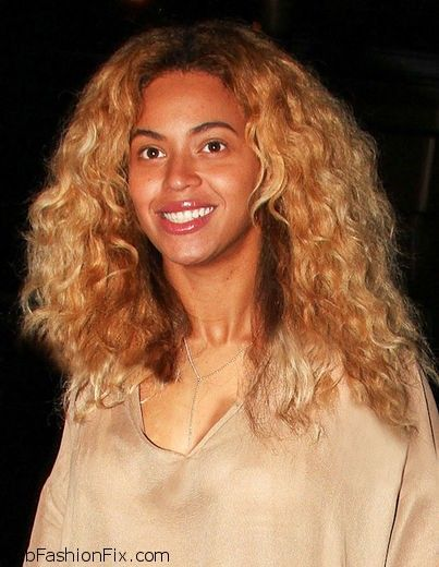 beyonce knowles no make up | Found on fabfashionfix.com