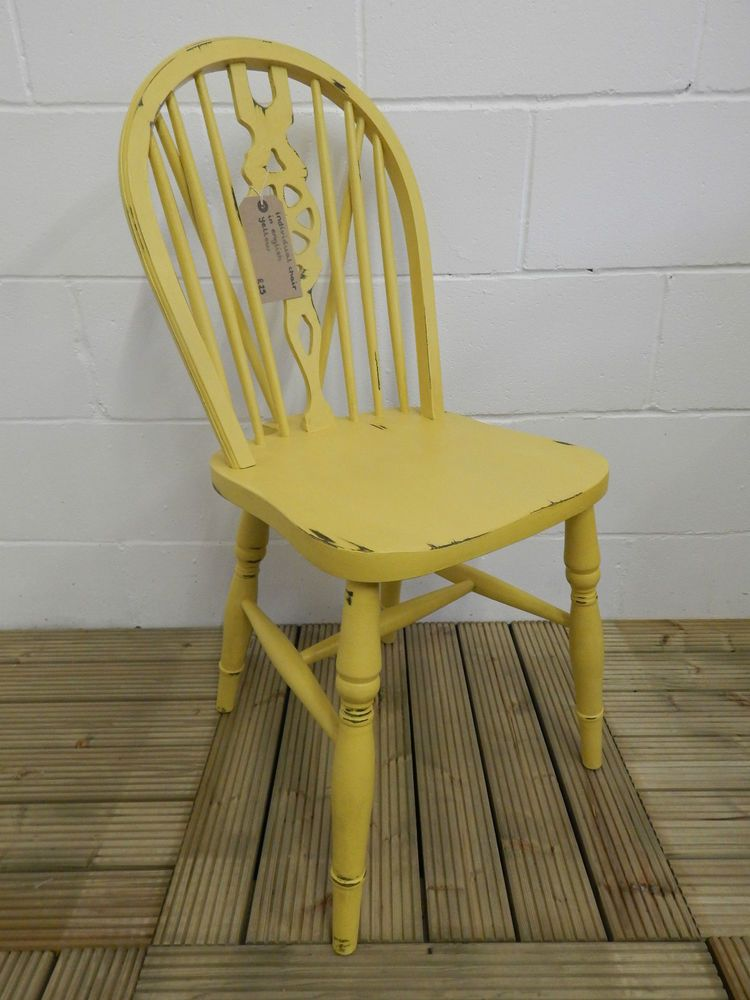 Brilliant Individual Wooden Chair Painted With Annie Sloan English Home Interior And Landscaping Oversignezvosmurscom