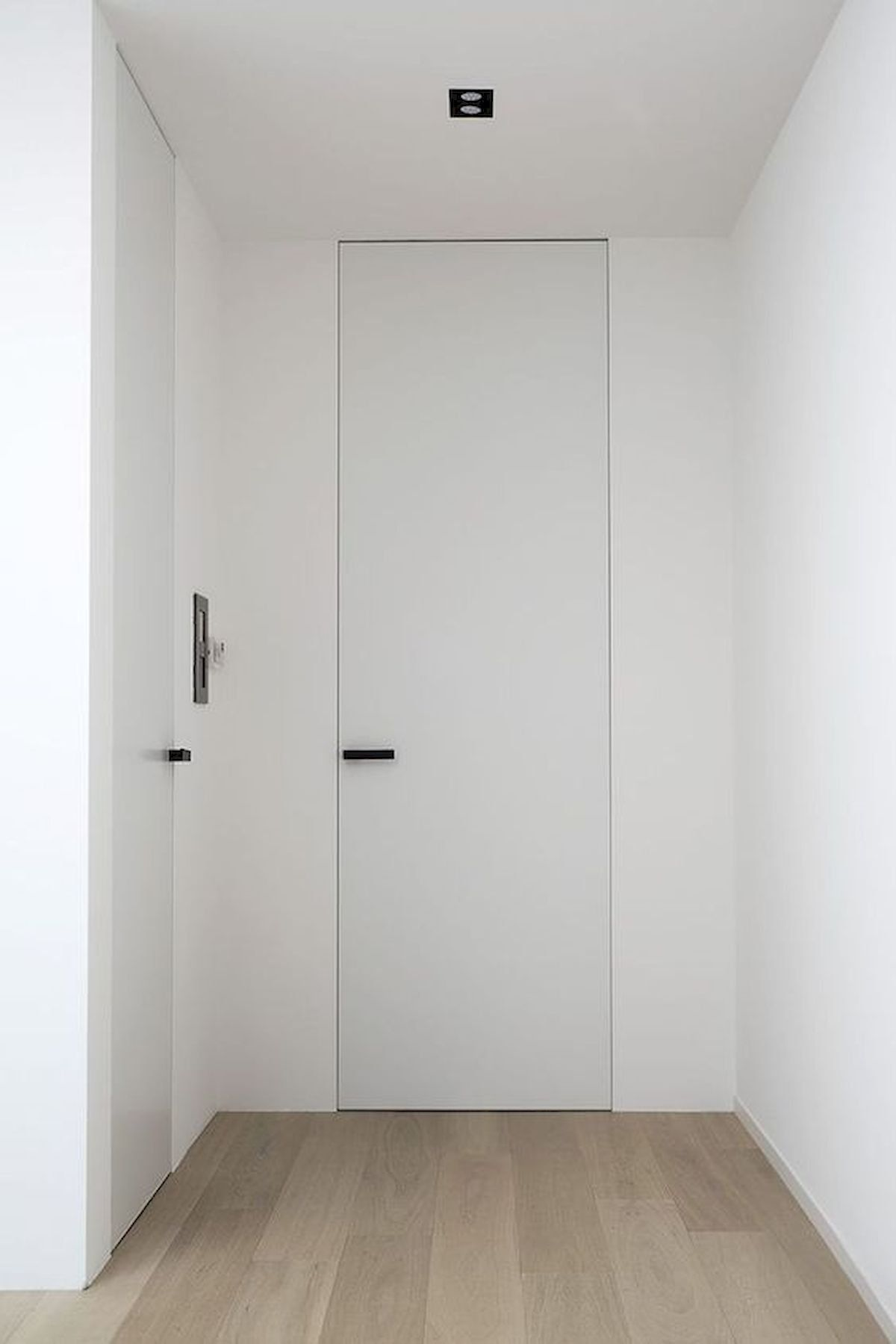 40 Awesome Minimalist Home Door Design Ideas That Look Beautiful