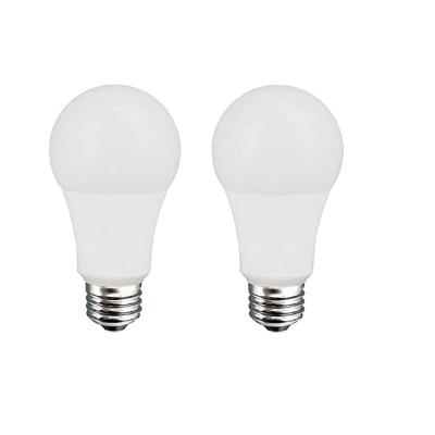 Tcp 60w Equivalent Daylight A19 Dimmable Led Light Bulb 2 Pack