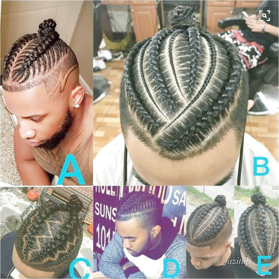 Man Bun Braidsformediumlengthhair Like What You See Click On The Link To Find Out More Hair Styles Boy Braids Hairstyles Mens Braids Hairstyles