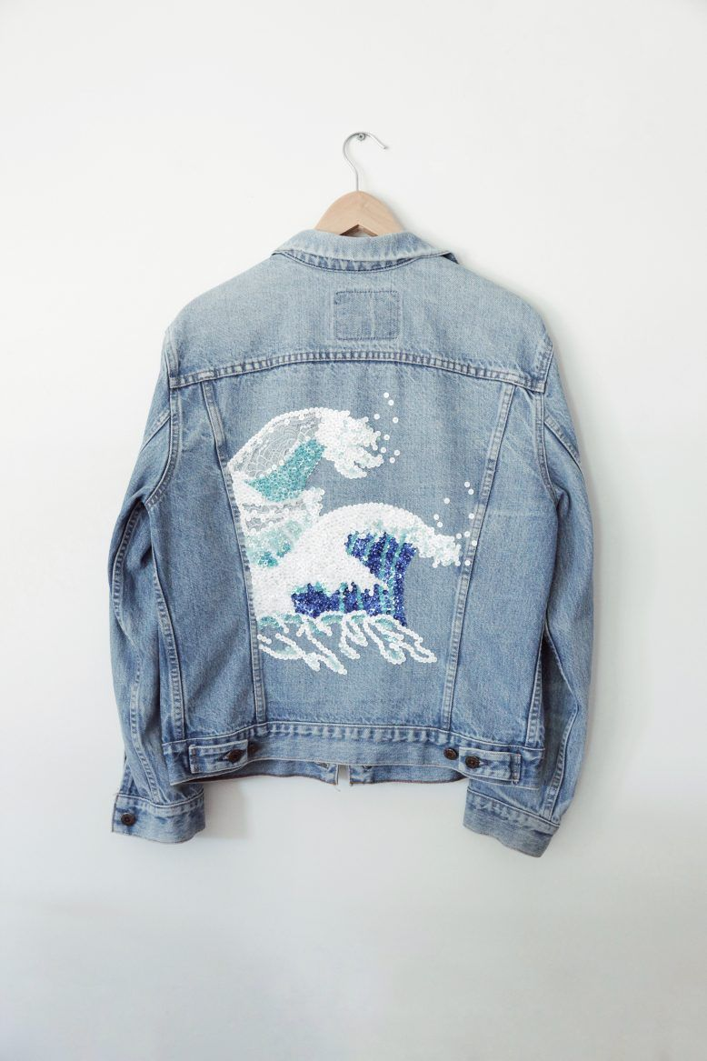 How to sequin embroidered denim with hatrik vintage sequins denim insulation is absolutely a green choice recycled blue jean insulation such as other cotton insulations can include a greater cost of purchase solutioingenieria Image collections