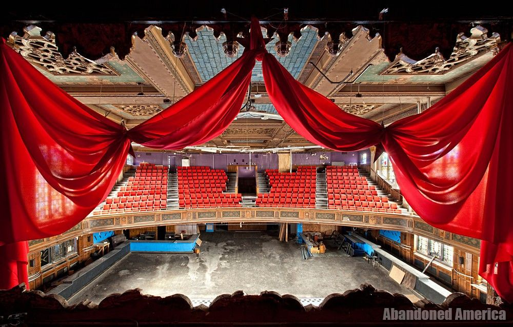 united artist theater detroit