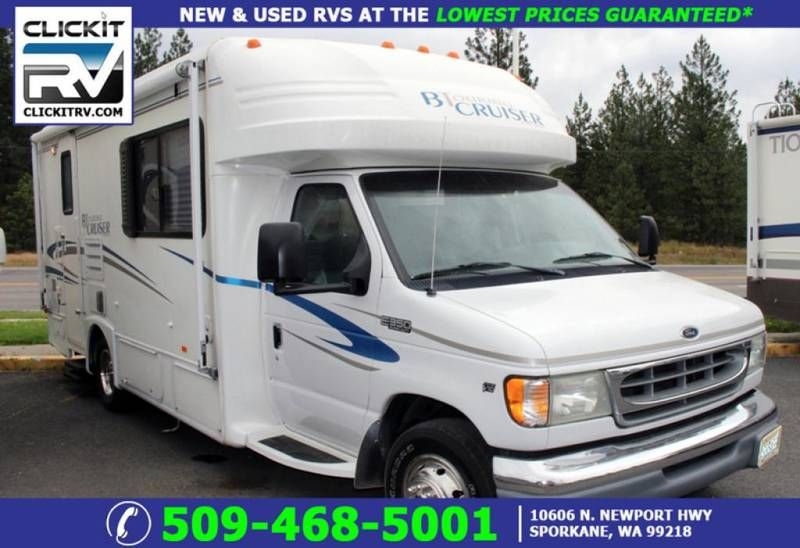 Used 2003 Gulf Stream BT Cruiser 22RB, Class C For Sale in