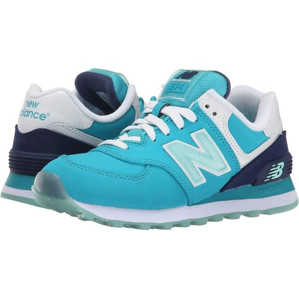 Womens Shoes New Balance Classics 574 - Glacial Teal