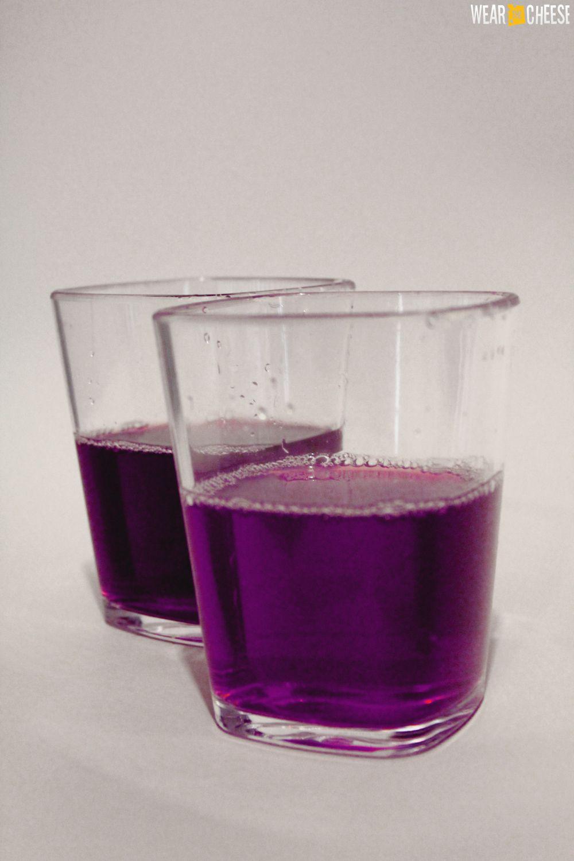 Mix 1oz malibu 1oz triple sec 1/2oz blue curacao 2oz ...