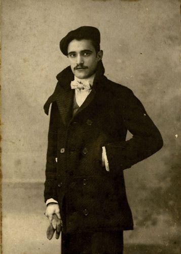 Mi bisabuelo José de Berrazueta (1881-1945), hecho un chaval de ...