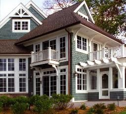 Brown Metal Roof Gray House Google Search House Paint Exterior Brown Roof Houses Exterior House Colors
