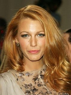 strawberry blonde hair - Google Search