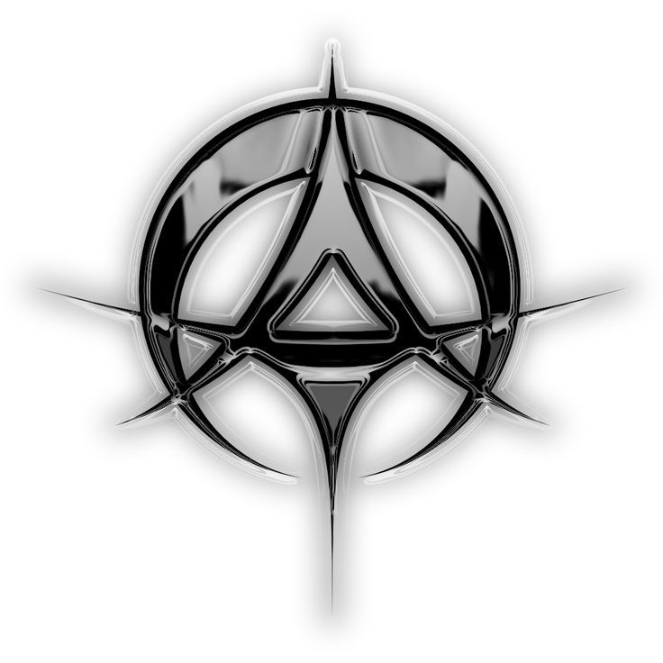 Universal Symbol For Atheist And Right Now Seems To Very Popular In
