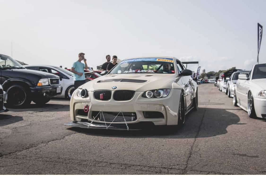 High Quality BMW E92 335i Body Kit: @rolloface #bmw #bimmer #e92 #e93