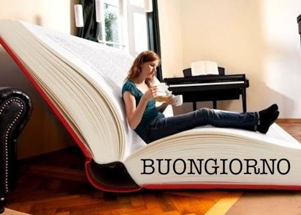 Dai un dolce buongiorno su whatsapp tantissime frasi for Buongiorno sms divertenti
