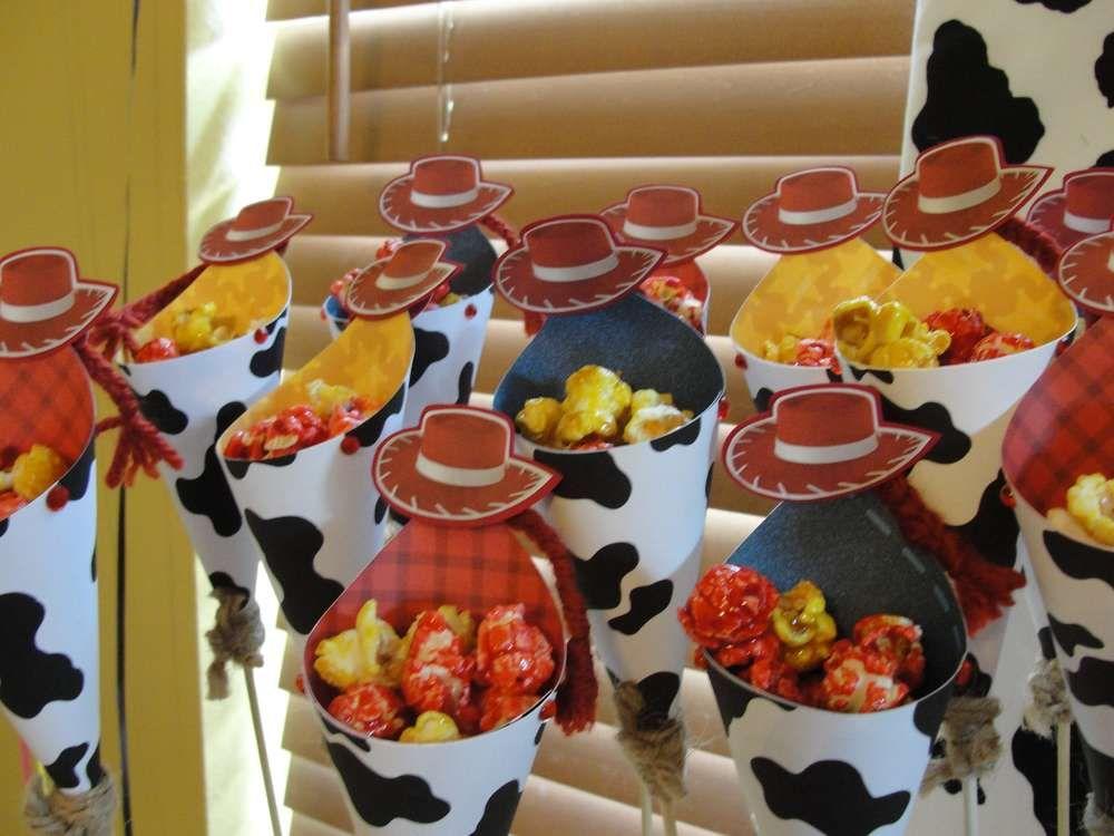 Jessie Toy Story Birthday Party Ideas Jessie De Toy Story