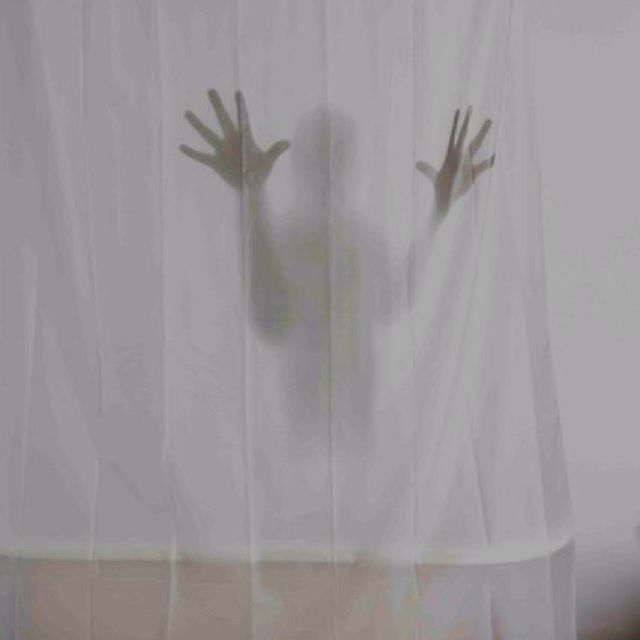 Scary Shower Curtain Scary Shower Curtains Printed Shower
