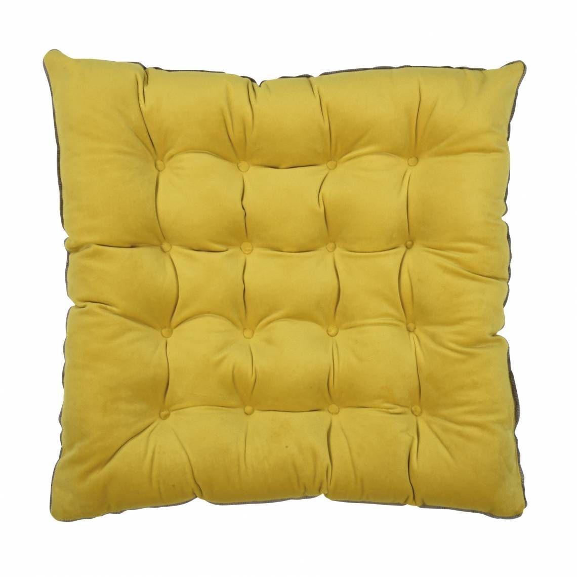 Pad Sitzkissen Elegance Yellow Sitzkissen Mobel Kaufen Kare Design