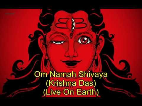 Om Namah Shivaya - By Krishna Das   Audio pleasure in 2019   Shiva