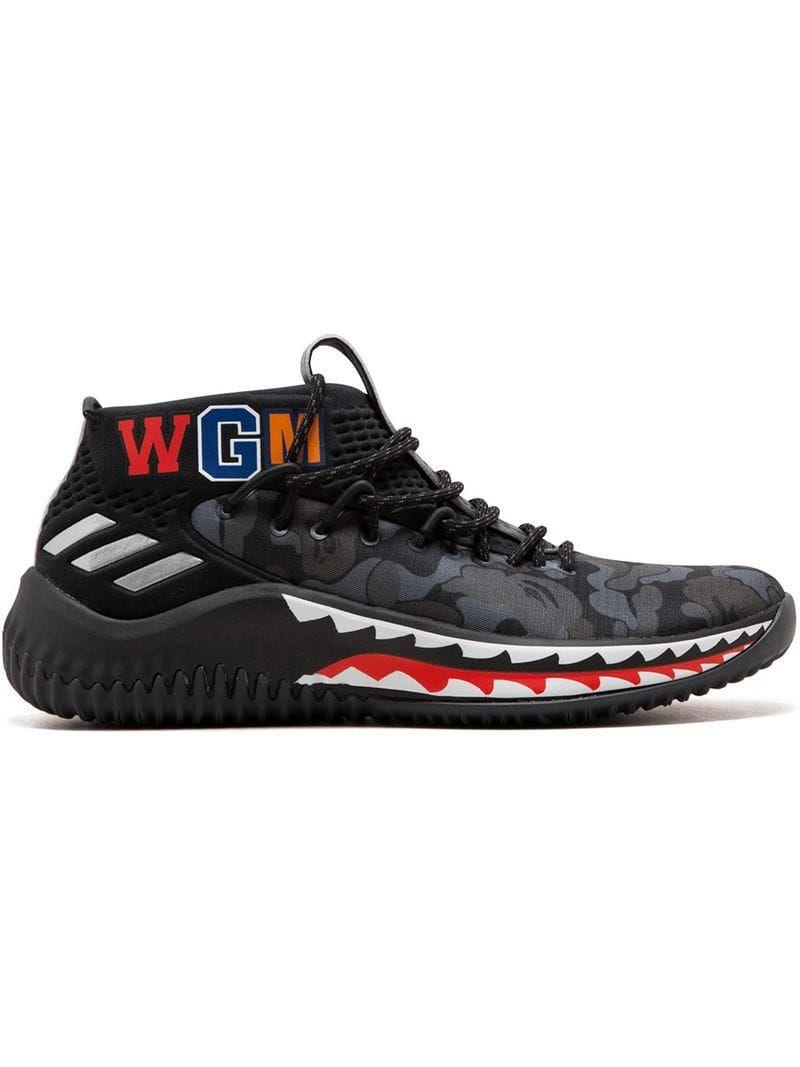 3e7a9aba27cb ADIDAS ORIGINALS DAME4 BAPE.  adidasoriginals  shoes
