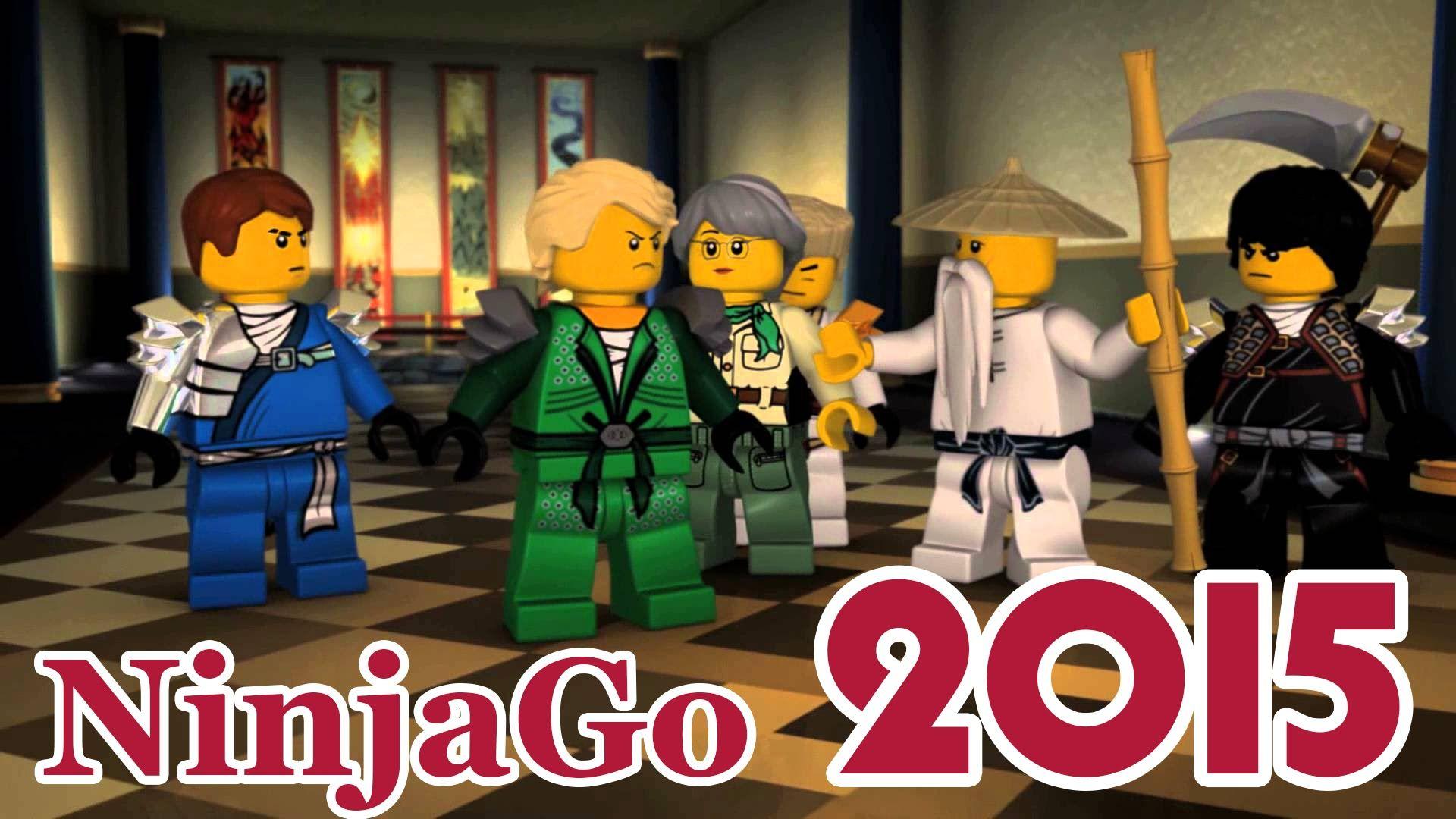 Lego ninjago 2015 movie full episodes - Lego ninjago english version ful...