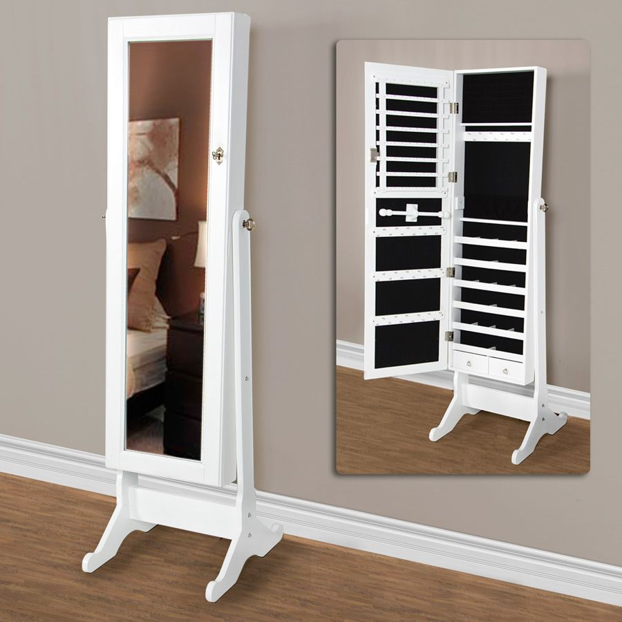 Standing Jewelry Armoire in Home httpwwwdigableartscom