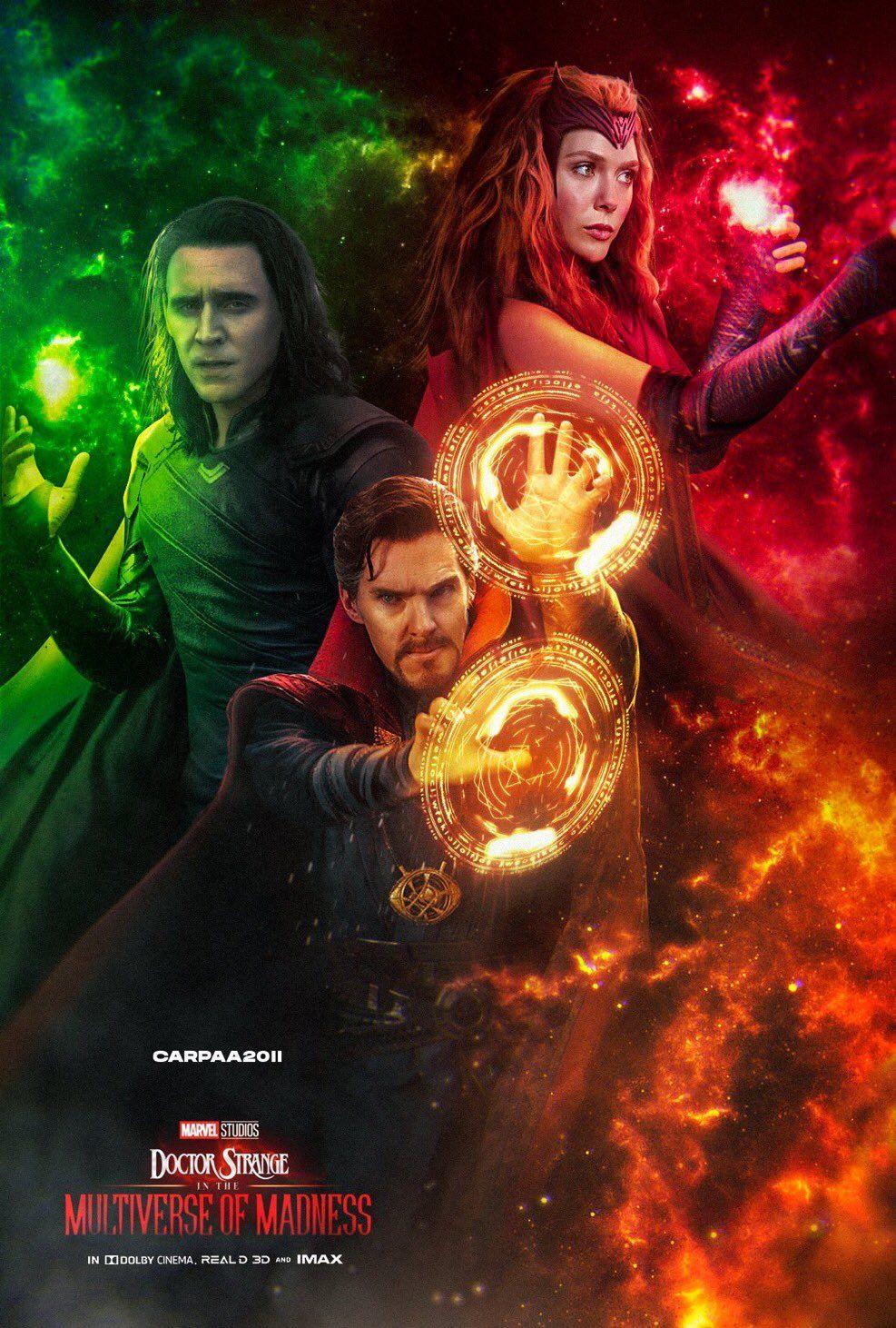 Fern | Marvel Studios | on Twitter