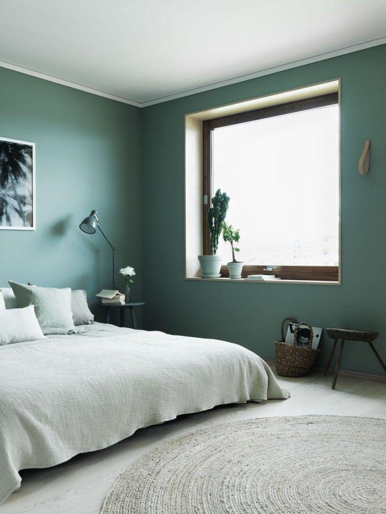Binnenkijken - Groen, Slaapkamer en Slaapkamers