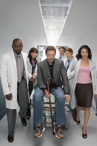 Original Team House Cast Dr House House Md