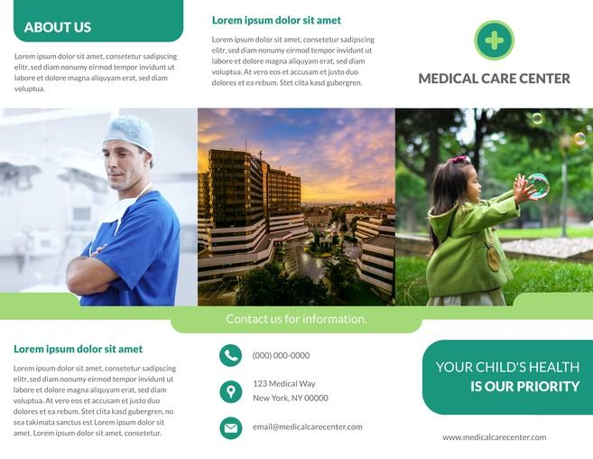free brochure templates examples free brochure templates