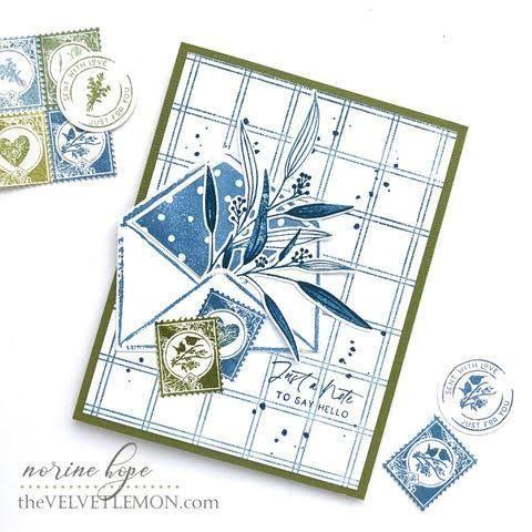 Photo of Pretty Postmarks Stamp Set