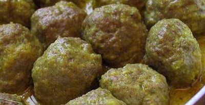 Photo of Can you give me the recipe ?: Meatballs stewed with beer
