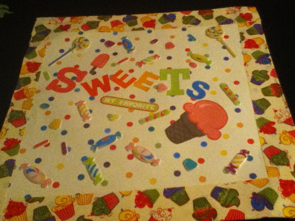 I love candy!