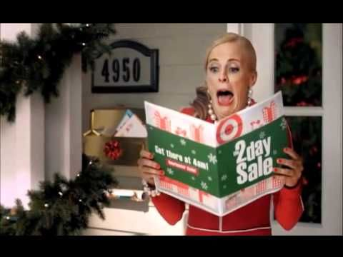 Target Christmas Commercial.My Absolute Favorite Commercials Ever I Love The Crazy