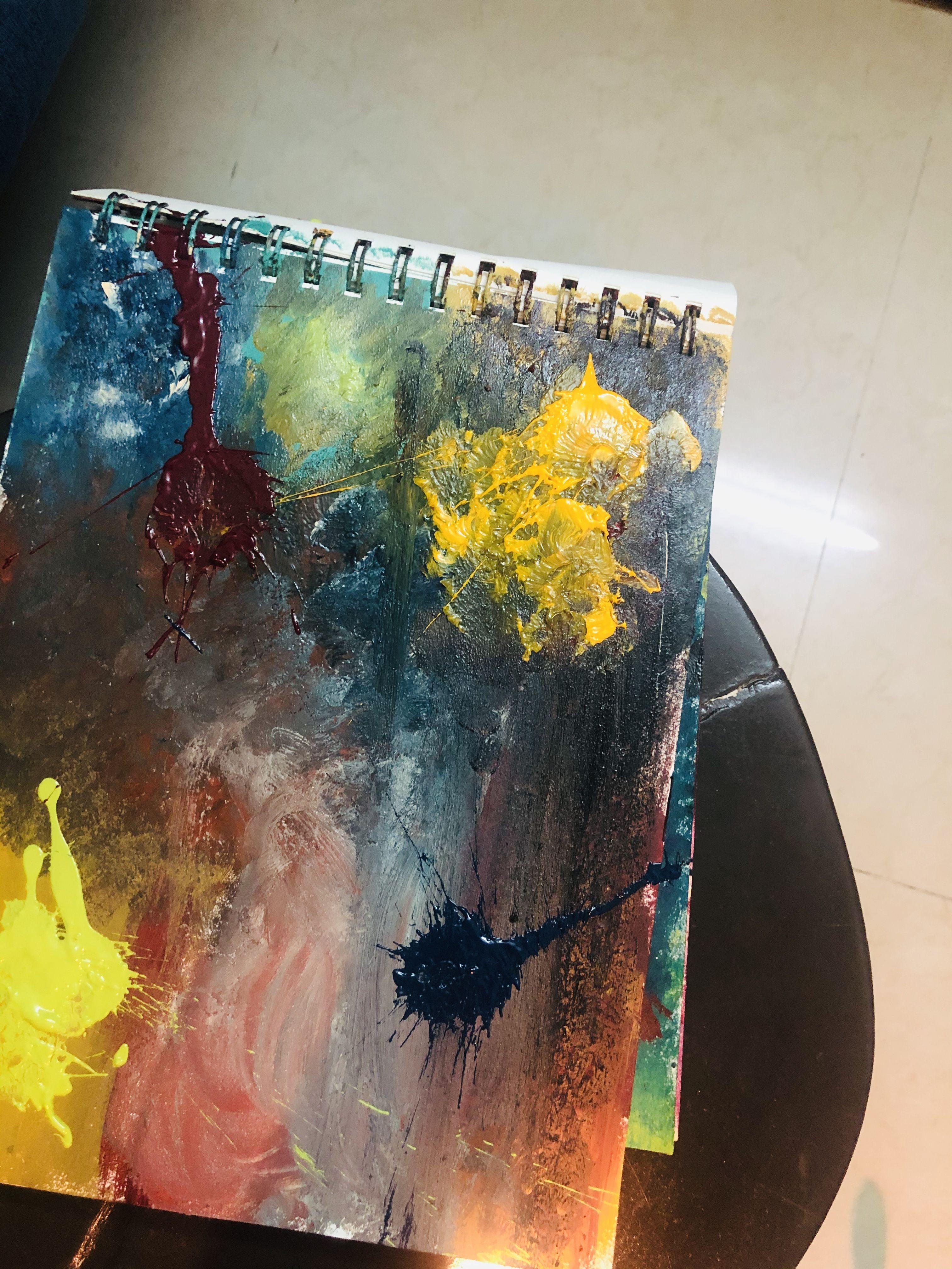 Abstract painting abstract painting painting painting