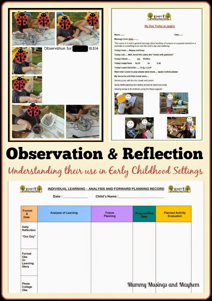 Strategies and guidance for early years educators and