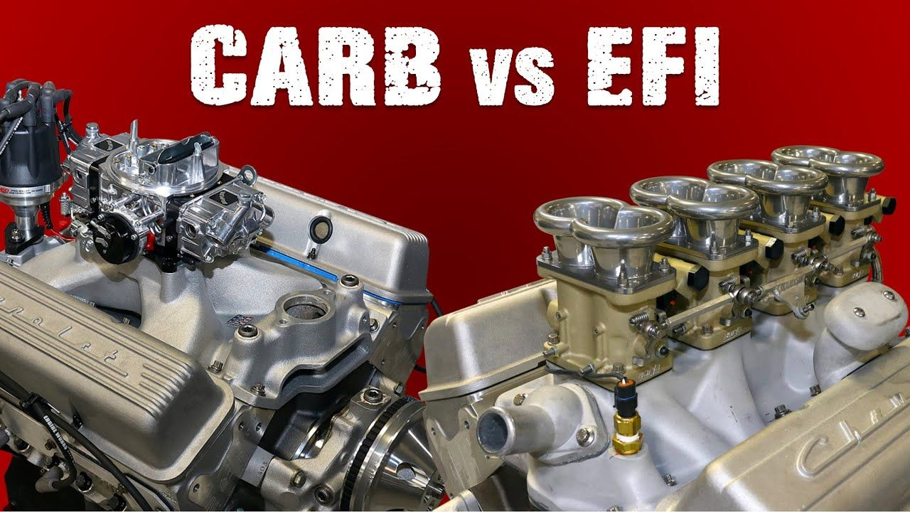 Carb Vs Efi Dyno Testing A Holley Double Pumper Vs Custom Stack