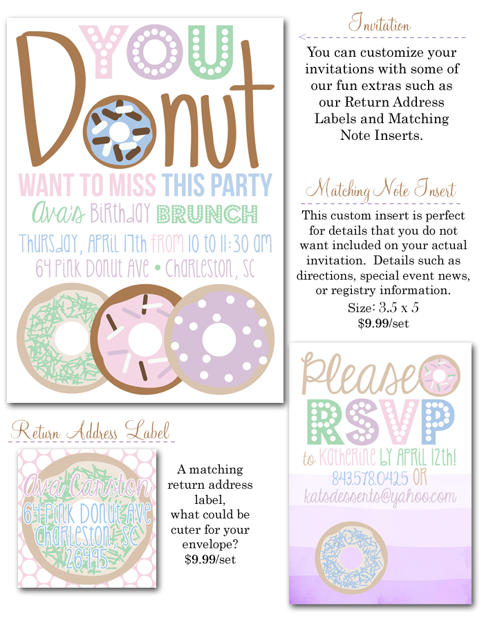 affordable party invitations
