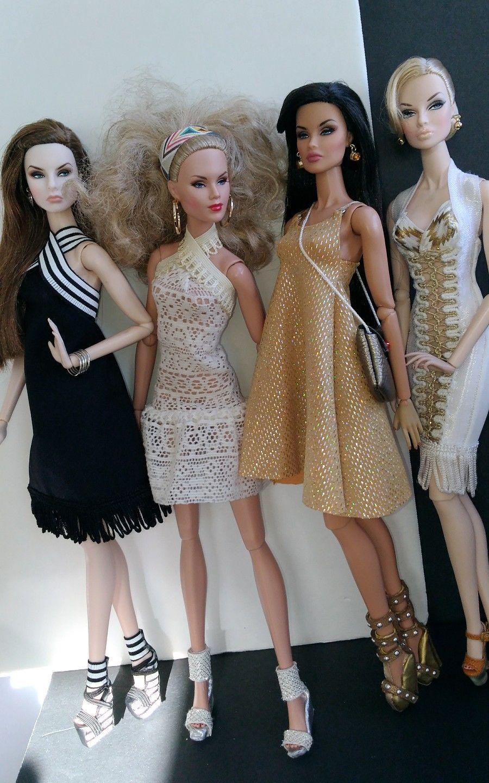 fashion outfit one size fits 12 inch fashion dolls! Dollsydoll