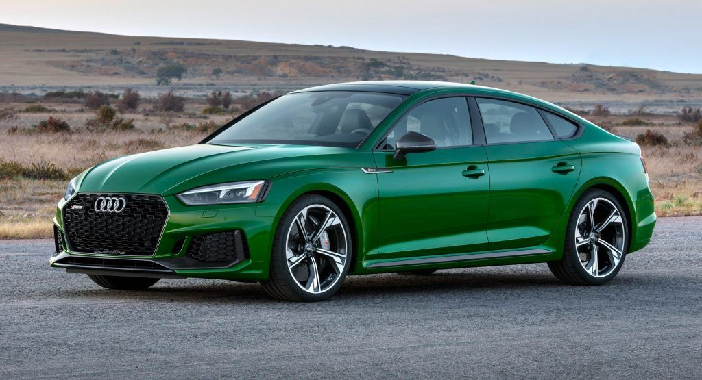 Audi Opens Order Books For Twin Turbo 444hp Rs5 Sportback In Europe Audi Rs5 Sportback Audi Rs5 Audi Rs